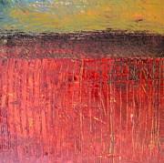Highway Series - Cranberry Bog Print by Michelle Calkins