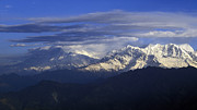 Fog; Landscape; Mist; Mountain; Mountains; Nature; Nobody; Outdoors; Outside; River; Rivers  Photos - Himalaya by Anonymous