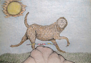 Elizabeth Stedman - Himalaya Monkey...
