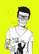 Featured Art - Hipsters Not Dead by Balazs Solti