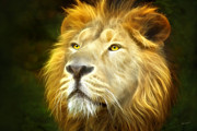 Golden Eyes Originals - His Majesty by John Robichaud