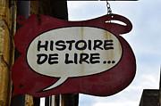 Dany  Lison - Histoire de Lire