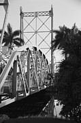 Florida Bridge Photos - Historic Bridge by William Wetmore