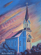 Heather Stinnett - Historic Church