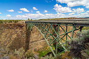 Oregon State Art - Historic Highway Bridge by Jess Kraft
