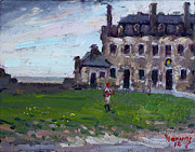 Ylli Haruni - Historic Old Fort Niagara