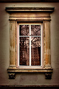 Element Digital Art Originals - Historic window 02 by Li   van Saathoff