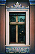 Element Digital Art Originals - Historic window 03 by Li   van Saathoff