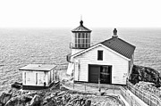 Lightstation Posters - Historical Light Poster by Priya Ghose