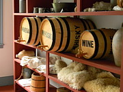 Wine Cellar Photos - Historical Medicine by Courtney Hogg