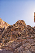 Jordan Originals - Historical Rocks in Petra by Yves Gagnon