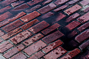 Hit The Bricks Print by Andrew Pacheco
