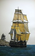 Stan Tenney - HMS Bounty