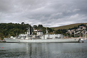 Royal Naval College Photos - HMS Somerset by Chris Day