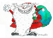 Featured Art - Ho Ho Ho by Maylee Christie