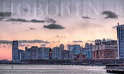 Jersey City Prints - Hoboken  Print by JC Findley