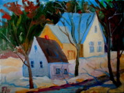 Antiques Paintings - Hog Bay Relics by Francine Frank