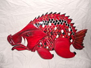 Lisa Ruggiero - Hog Fish number eight