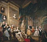 Hogarth; William (1697-1764) Art - Hogarth, William 1697-1764. Performance by Everett