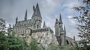 Hogswarts Castle  Print by Edward Fielding