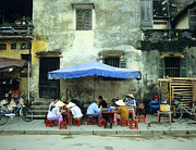 Noodles Prints - Hoi An Noodle Stall 02 Print by Rick Piper Photography