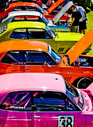 Holden Colors Print by Phil 'motography' Clark