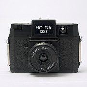 Rangefinder Photos - Holga 120S by Elena Bouvier