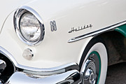 Auto Prints - Holiday 88 Vintage Car Print by Matthew Bamberg