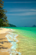 Thailand Art - Holiday Destination by Adrian Evans