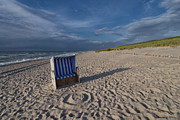 Juergen Klust Metal Prints - Holiday in the Sand Metal Print by Juergen Klust