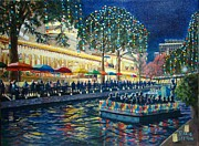 Terrie Leyton - Holiday Riverwalk