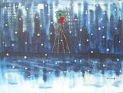 Diane Pape - Holiday Skyline