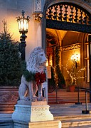 Holiday Card Photos - Holidays at Biltmore by Carol R Montoya