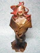 Hollywood Ceramics - Hollie Wood Glam by Sandi Floyd