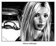 Alicia Hollinger - Hollywood Confidential