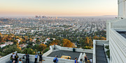 Clear Sky Images - Hollywood from Griffith...