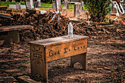Kathleen K Parker - Holt Cemetery - God is Love Bench