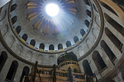 Holy Sepulcher Print by Kobby Dagan