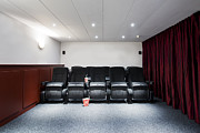 Snack Time Prints - Home cinema Print by Corepics