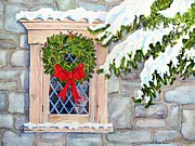 Mary Ellen  Mueller-Legault - Home for the Holidays