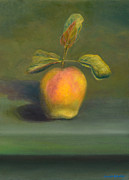 Jennifer Richards - Home grown apple
