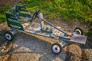 Home Art - Home Made Go Kart by Garry Gay
