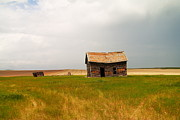 Old Relics Art - Home On The Range  by Jeff  Swan