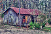 Old Home Place Prints - Home Sweet Home Print by Danny Pickens