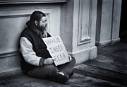 Eduardo Tavares - Homeless Man