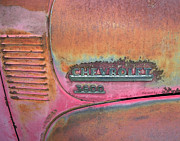 Chevrolet Pickup Truck Metal Prints - Homestead Chev Metal Print by Jerry McElroy