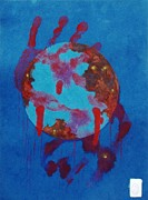 Hominis Hereditatem Terrae Print by Pg Reproductions