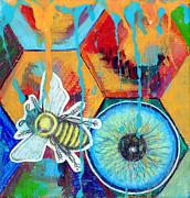 Genevieve Esson - Honeycomb Bee