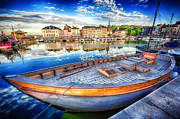 D700 Originals - Honfleur at Rest by Jack Torcello