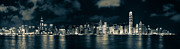 Tst Photo Prints - Hong Kong Skyline 5 Print by Hans Van Kerckhoven